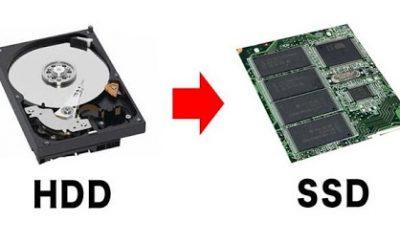 Hướng dẫn di chuyển Windows từ ổ HDD sang ổ SSD để tăng tốc hệ thống
